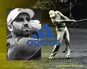 adidas Golf Corporate Apparel Footwear and Accessories SS17
