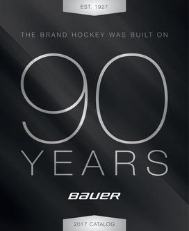 Bauer Hockey DI Catalog 2017