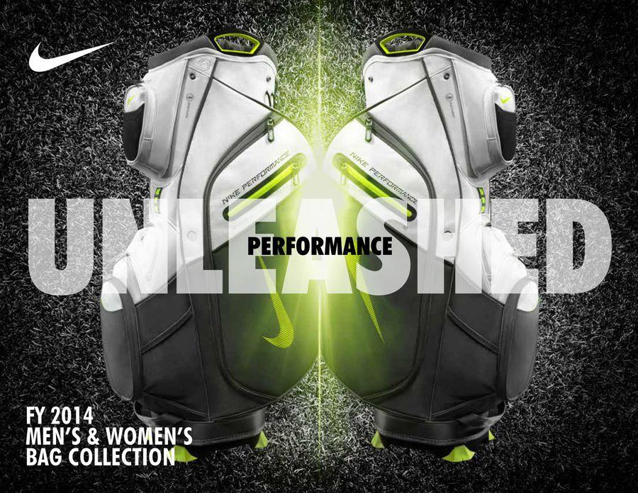 Nike Golf Bags 2014 by Drivingi a65199fa0f