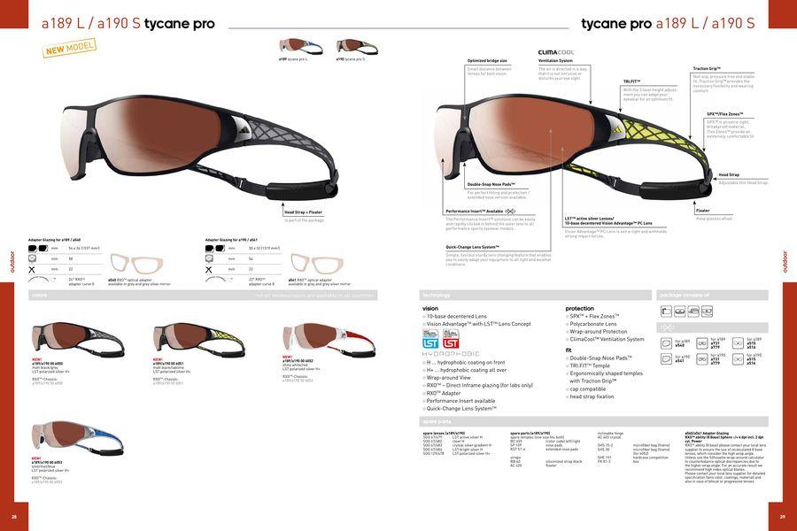 hot sales 81437 f826f Page 16 of Adidas Eyewear 2014