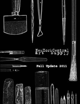 Art Supply Fall 2011