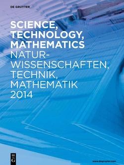 Science, Technology & Mathematics 2014