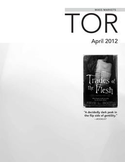 April 2012 Tor / Forge Mass Markets