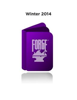 Winter 2014  Forge Catalogue