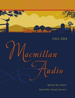 Fall 2014  Macmillan Audio Catalogue