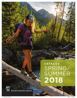 Mountaineers Books Spring 2018