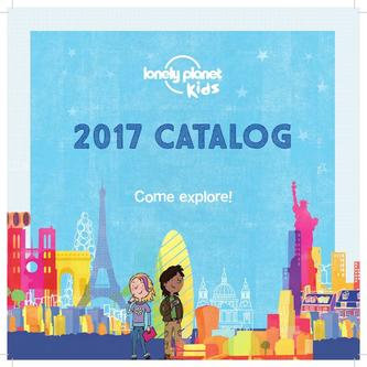 Lonely Planet Fall 2017 Kids Books