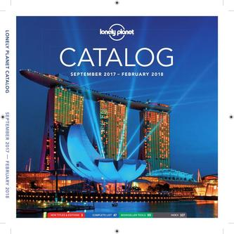 Lonely Planet Fall 2017 Books