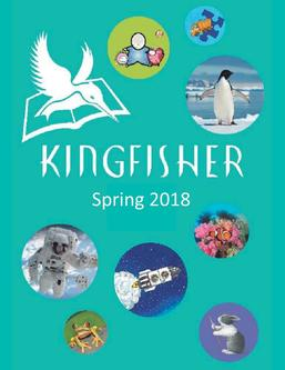Kingfisher Spring 2018 Books