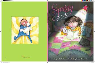 Houghton Mifflin Harcourt Spring 2018 Young Readers Books