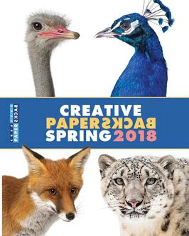 The Creative Company Spring 2018 Creative Paperbacks