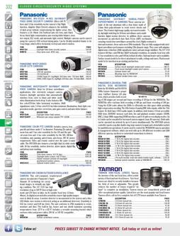 Video - Closed Circuit/Video Security Systems Fall/Winter 2011