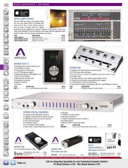 DAW/Hardware - Audio Interfaces / Software Fall/Winter 2011