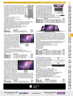 Computer AV - Integrated Computer Workstations Fall/Winter 2011