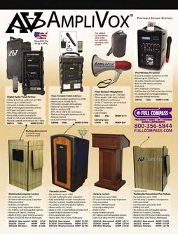 Speakers - Lecterns Fall/Winter 2011