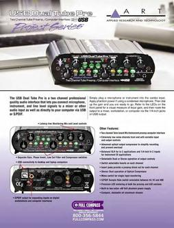 Mic Preamps & Voice Processors Fall/Winter 2011