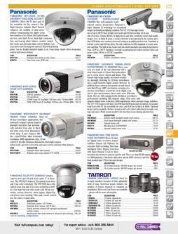 Closed Circuit/Video Security Systems Spring/Summer 2012