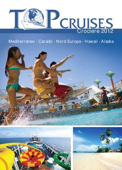 Catalogue: TopCruises Crociere 2012