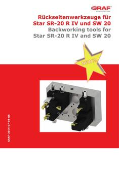 Backworking Tools for Star SR-20 R IV and SW 20 2017