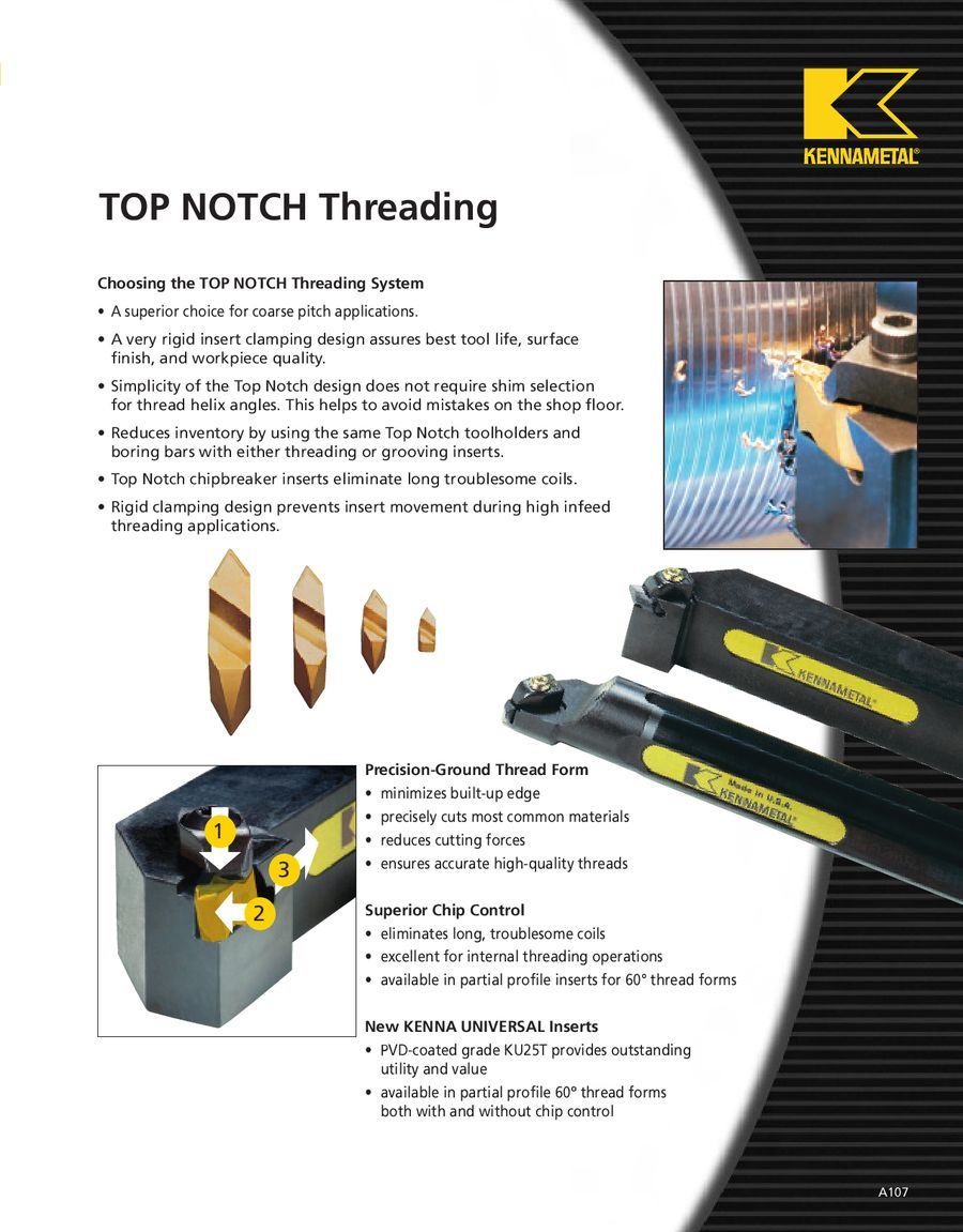 Page 114 of Univiversal Tooling Catalog 5090