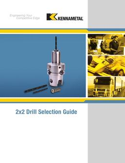 2x2 Drill Selection Guide