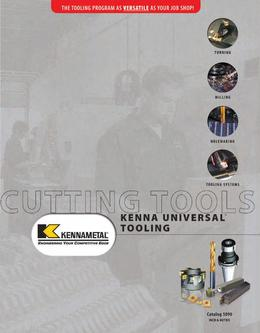 Univiversal Tooling Catalog 5090