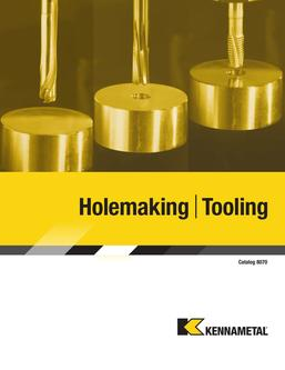 A07-270 Holemaking 8070