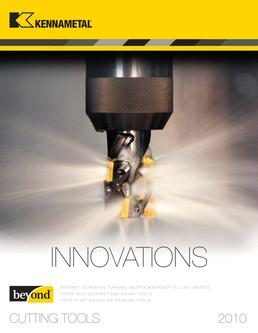 A-09-02013 Innovations 2010 Tooling Catalog