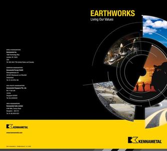 Earthworks Living Our Values 2015