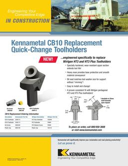 Replacement Quick-Change Toolholders 2015