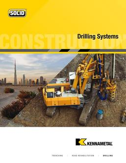 Drilling Systems 2015