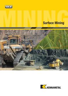 Surface Mining 2015