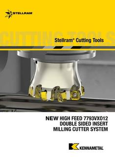 Stellram High Feed Double Sided Milling, Metric 2015