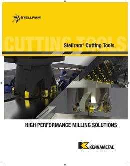 Stellram Expanded Milling Catalog - Inch 2015