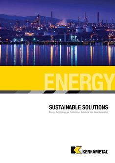 Solutions for Energy Catalog, Inch 2015