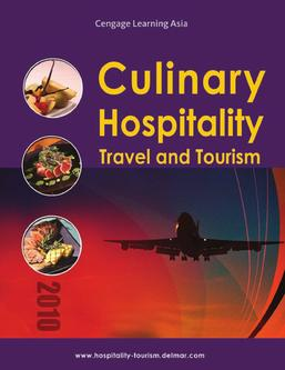 Culinary Hospitality Travel & Tourism 2010 Catalog