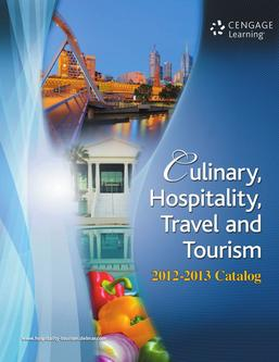 Culinary, Hospitality, Travel & Tourism 2012-2013