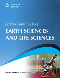 2013-2014 Earth Sciences and Life Sciences