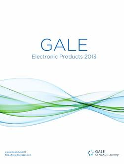 LR Gale Electronics Product 2013