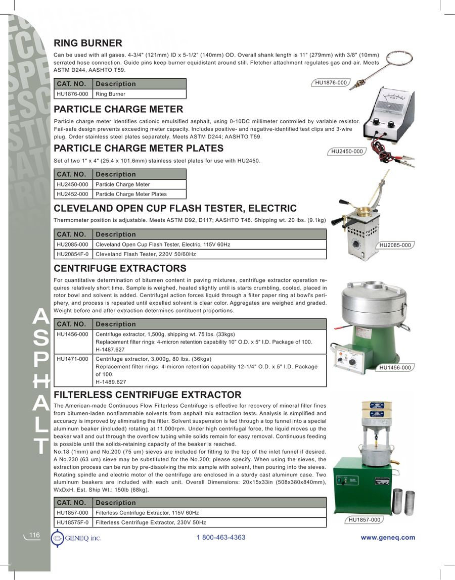 Page 118 Of Materials Testing 2012 2013 Adjustable 60hz Filter P 348