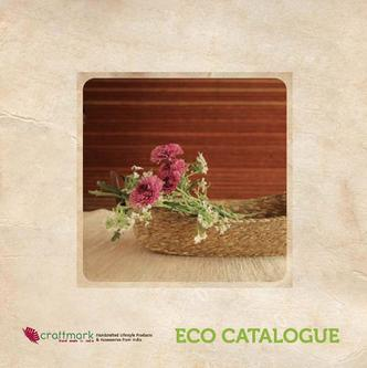 Eco Catalogue 2010-11