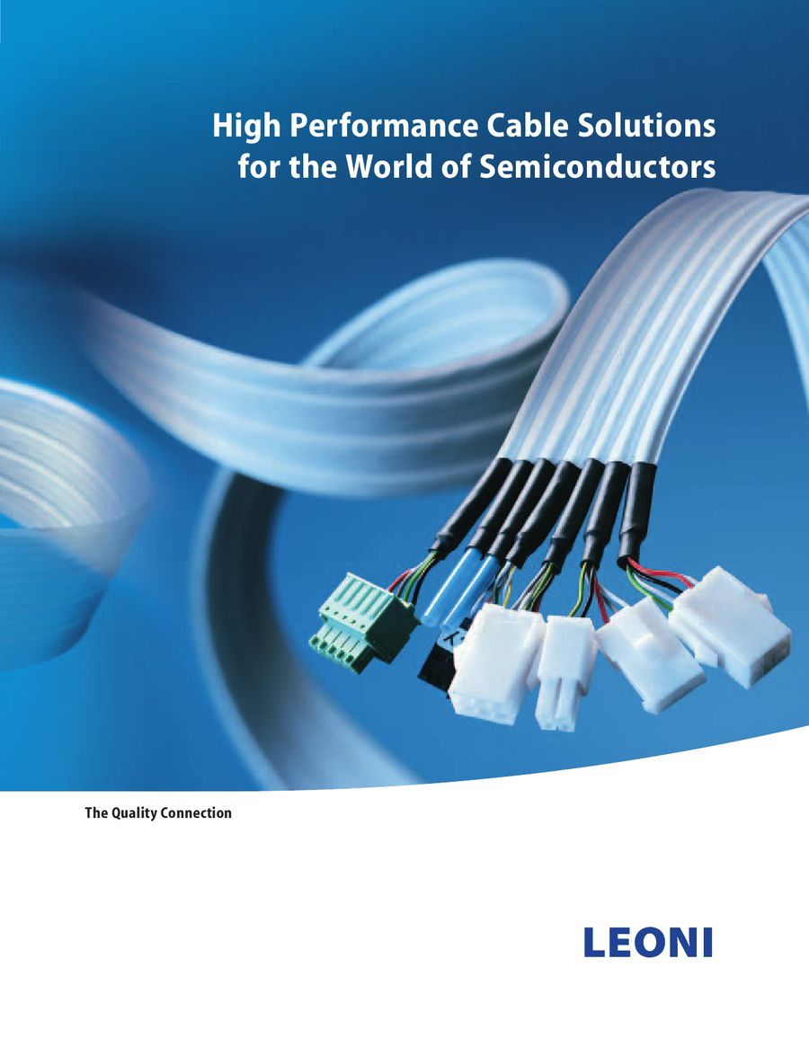 High Performance Cable Solutions (USA) by LEONI