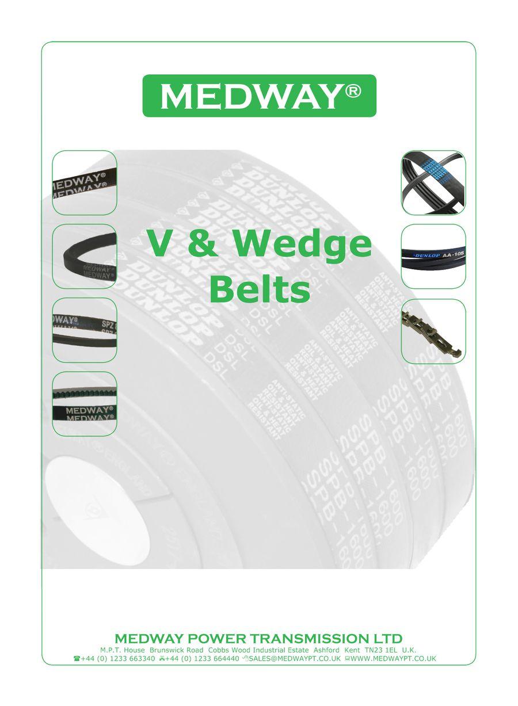 A61 V Belt Medway