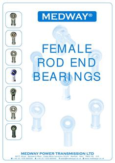 Rod End Bearings: Female