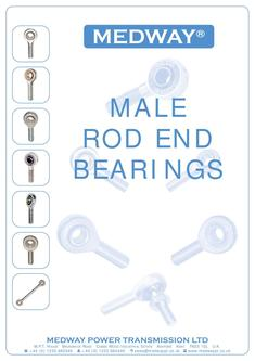 Rod End Bearings: Male