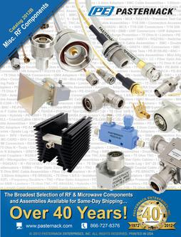 Misc RF Components 2015