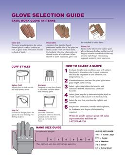 Catalogue: International Safety Systems Inc. Glove Selection Guide