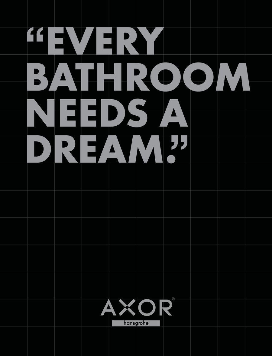 Axor brand brochure by Hansgrohe International