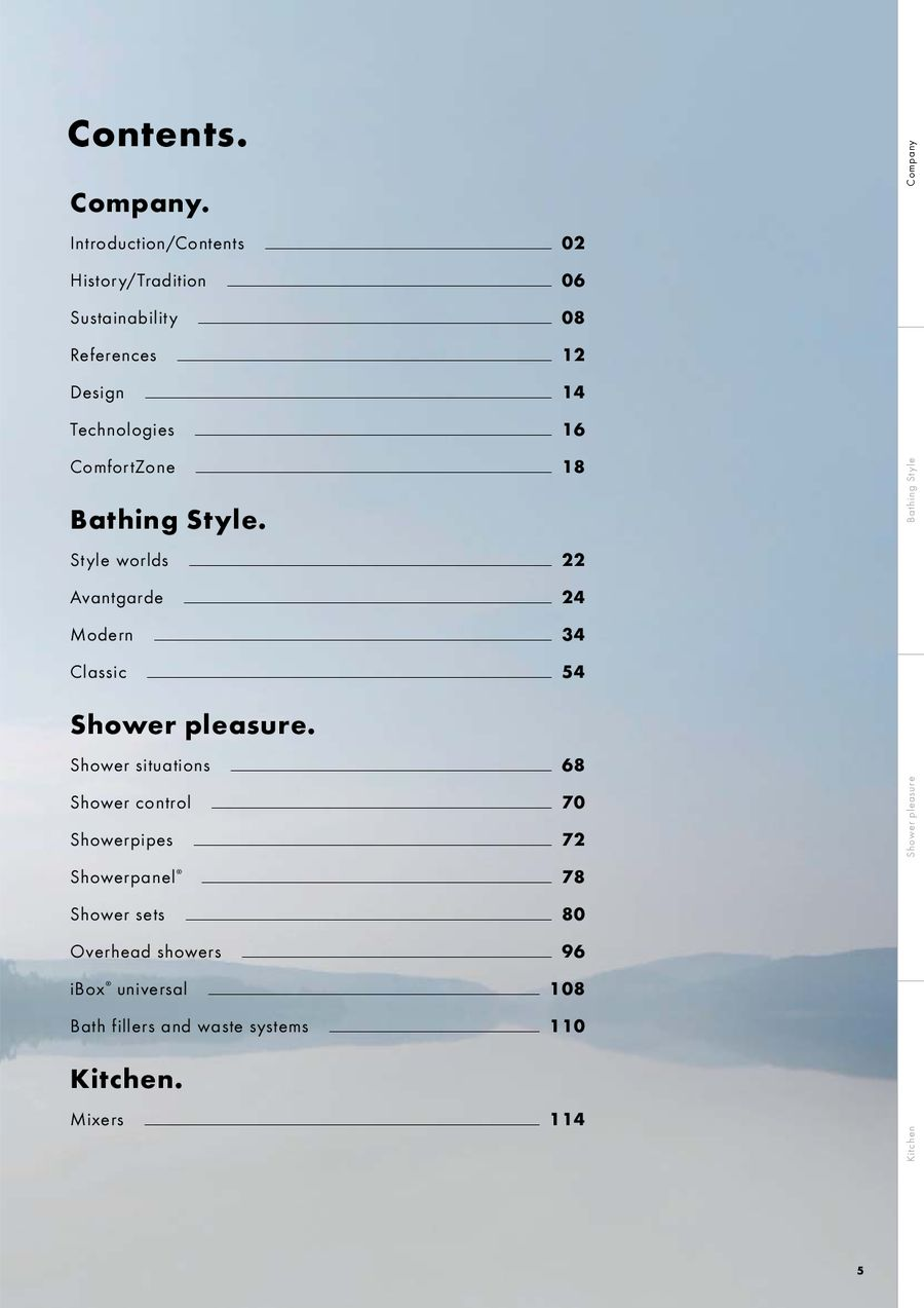 Full Hansgrohe catalogue 2012 by Hansgrohe International