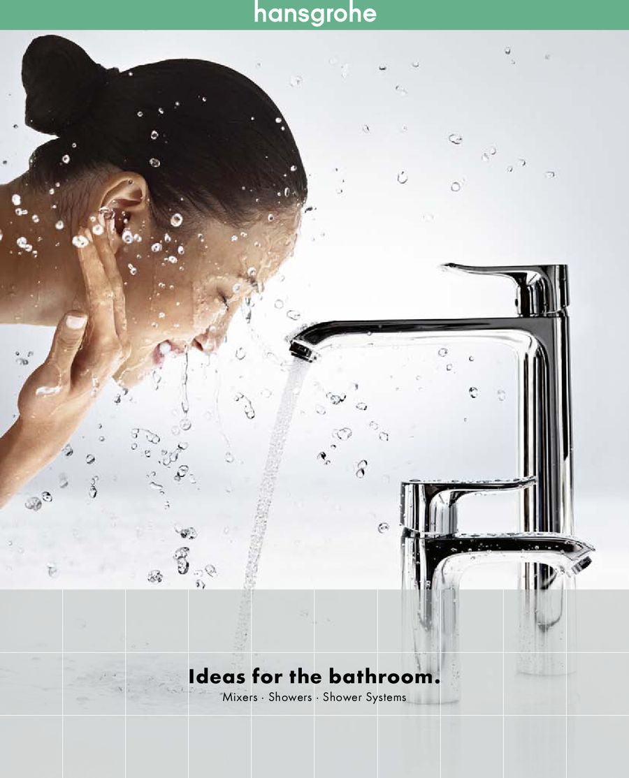 raindance in Compact Hansgrohe catalogue 2012 by Hansgrohe International